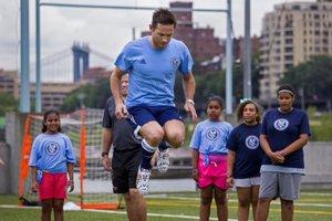 Lampard trénuje v USA.
