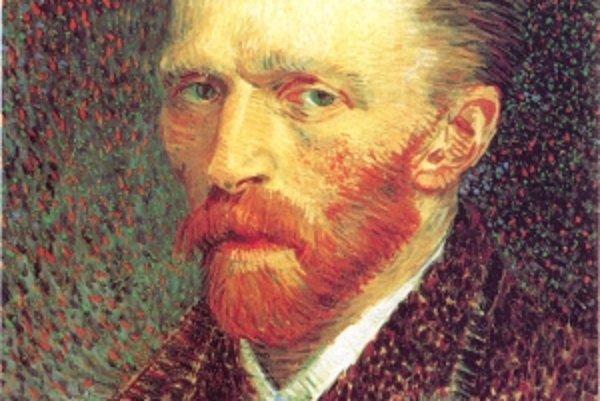 Autoportrét Vincenta van Gogha.
