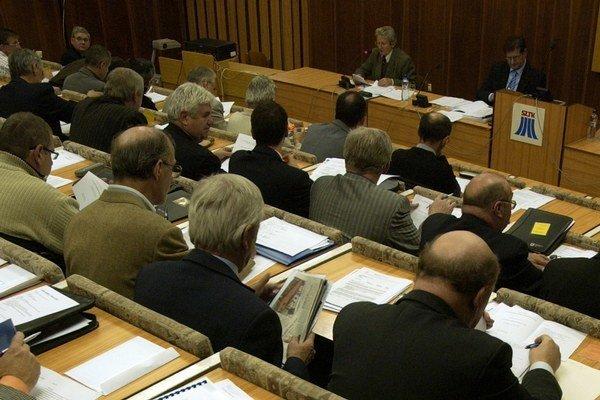 V Dome športu je viacero miestností na konferencie a rokovania.