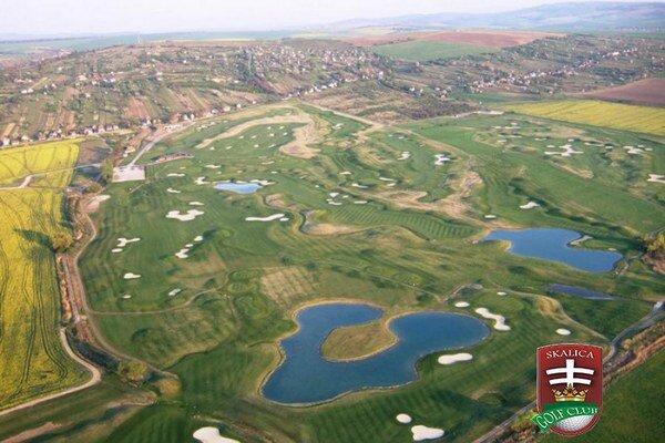 Golf Resort Skalica.