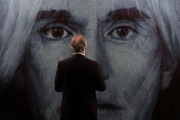 Autoportrét Andyho Warhola.