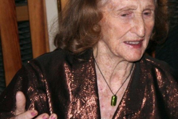 Vilma Jamnická.