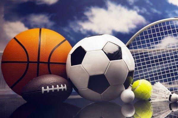 Výsledky rôznych športov na jednom mieste.