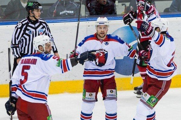 Lev Praha si v uplynulej sezóne zahral finále play-off o Gagarinov pohár.