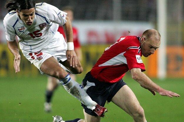 Aj Milan Baroš bude súčasťou českej ligy.