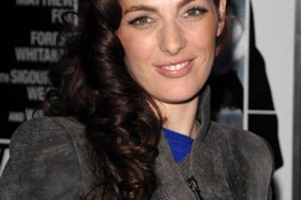Herečka  Ayelet Zurer.