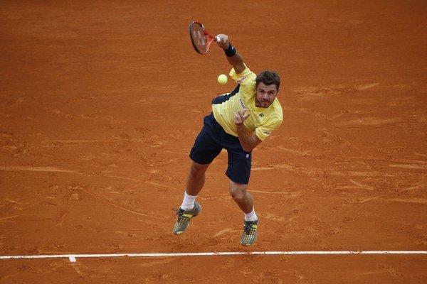 Švajčiarsky tenista Stanislas Wawrinka.