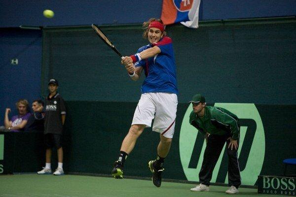 Slovenský tenista Lukáš Lacko si v Miami zahrá hlavnú súťaž.