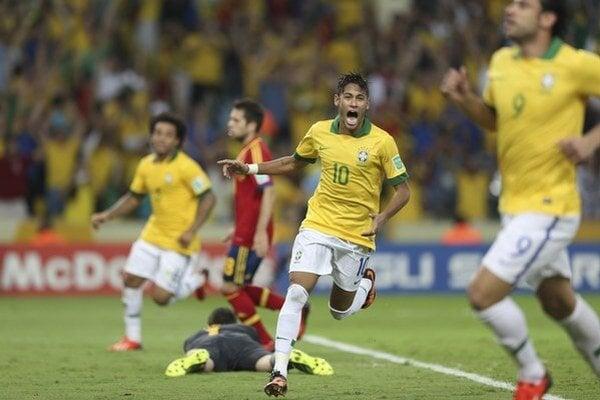 Brazília bude do finále museť nalietať viac ako majster sveta spred štyroch rokov.