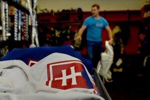Naši mladí hokejisti odohrajú prvý zápas proti Nemecku.