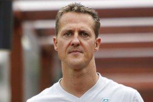 Michael Schumacher na archívnej fotografii z roku 2011.