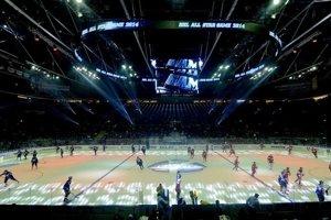 Dejiskom Zápasu hviezd Kontinentálnej hokejovej ligy bola bratislavská Slovnaft aréna.