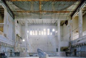 Neologická synagóga, Žilina (Quo vadis galeria?, 2012)
