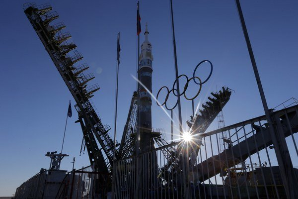 Olympíjsky oheň sa najnovšie dostal až do vesmíru.