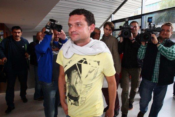 Jedným z obvinených by mal byť bývalý hráč Nitry Ivan Hodúr.