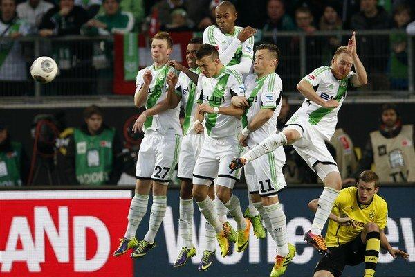 Wolfsburg prežíva úspešnú sezónu.