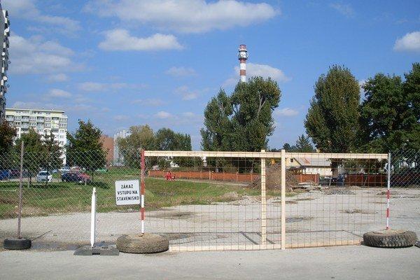 Revitalizácia verejného priestranstva Na bielenisku.