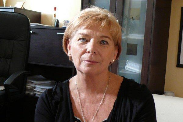 Jarmila Bachanová prežila na Pedagogickej a kultúrnej akadémii v Modre celú svoju učiteľskú a riaditeľskú kariéru.