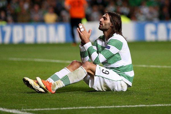 Samaras z Celticu.