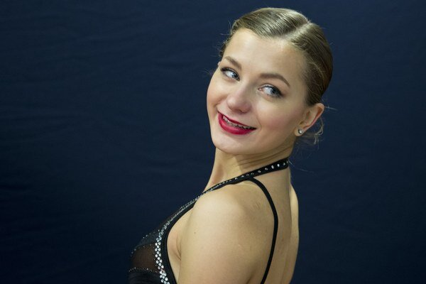 Krasokorčuliarka Monika Simančíková (18 rokov) získala pre Slovensko miestenku na olympiádu v Soči.