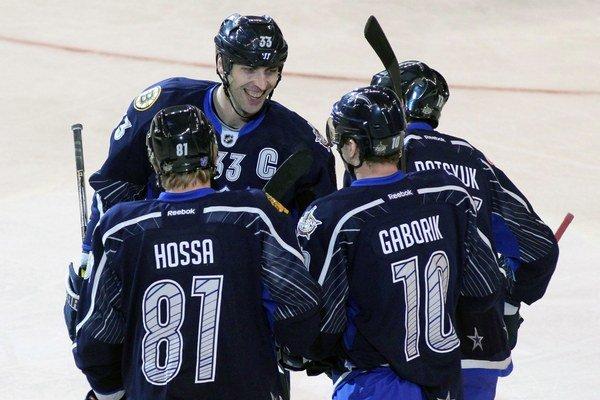 NHL All-Star zápas. Archívna snímka.