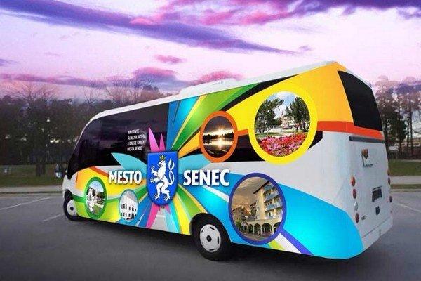 Takto bude vyzerať nový autobus.