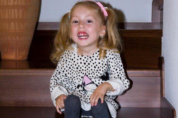 Charitatívnu akciu pre Lelle organizuje mladá Senčanka.