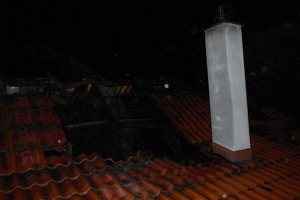 Škody odhadli na 40 tisíc eur.