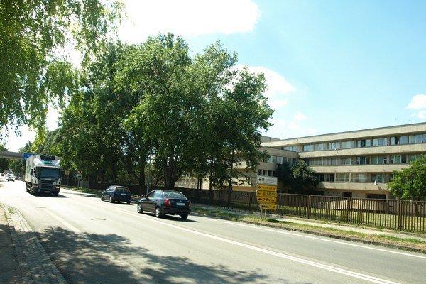 Súčasťou novej výstavby má byť aj kruhový objazd na križovatke Tamaškovičovej a Bulharskej.