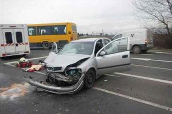 Počet nehôd stúpal najmä v januári a júni.
