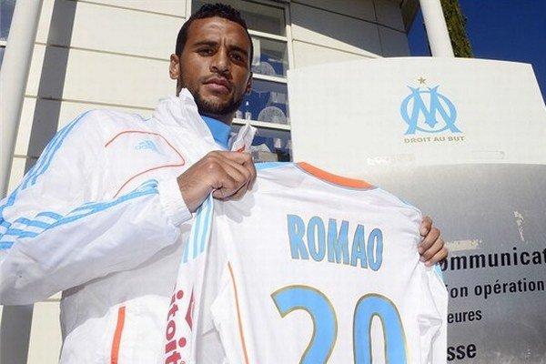 Alaixys Romao hrá za Marseille. Za Togo v zápase proti Kamerunu nastúpiť nemal.
