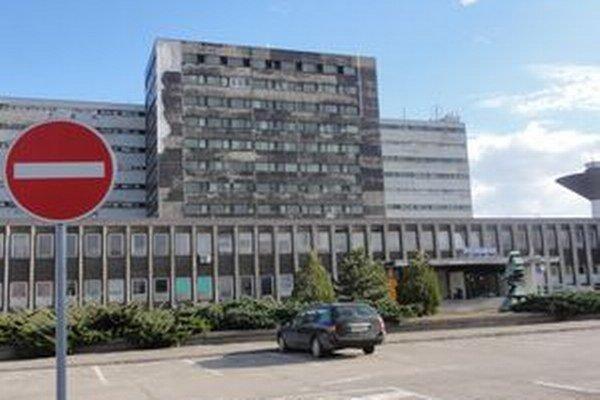 Nemocnica sv. Lukáša v Galante.
