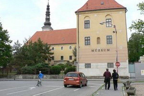 Finančne najnáročnejšia rekonštrukcia sa má týkať Západoslovenského múzea v Trnave.