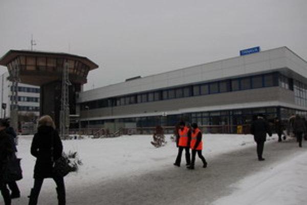 Stanicu plánujú definitívne dokončiť do júna.