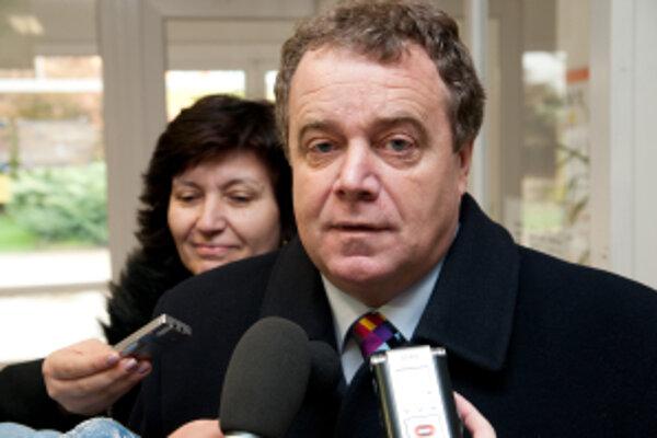 """Primátor Vladimír Butko tvrdí, že ide o ,,administratívne vyfabulovaný problém."""""""