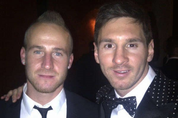 Stoch a Messi.