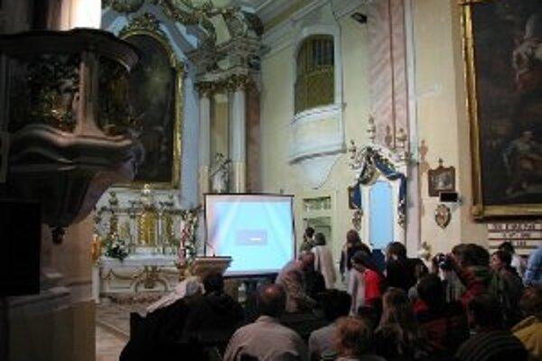 Kostol sv. Anny postavili Uršulínky.
