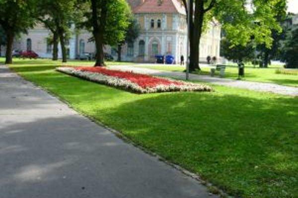 Park v Piešťanoch budú chrániť zákonom.