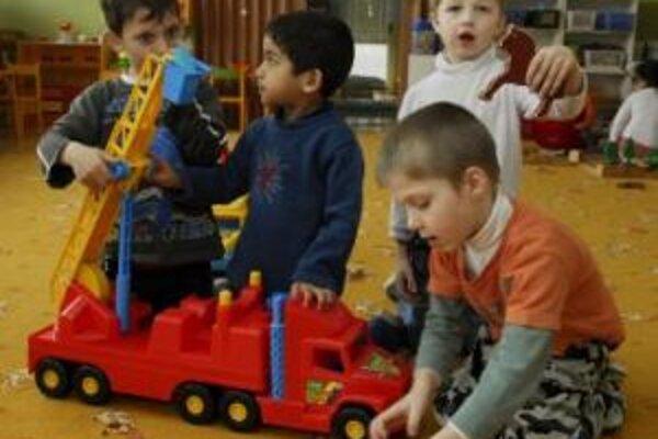 Nové centrum podporí mladé rodiny v Hlohovci.