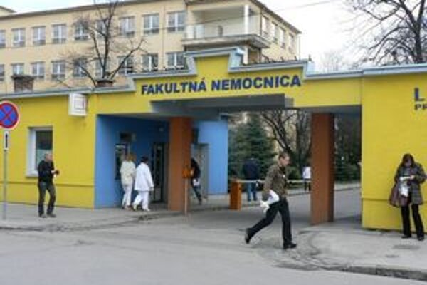 Trnavská Fakultná nemocnica získala od Nadácie Dar najvyššiu čiastku, až 4-tisíc eur.