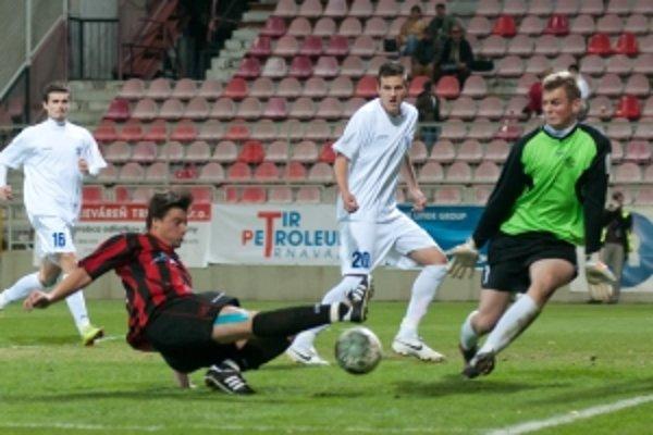 Jeseň Spartaka bola pestrá. Napokon zimuje na štvrtom mieste, vo vrecku má zároveň postup do semifinále Slovenského pohára.