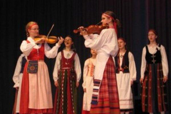 Trnavská brána opäť poteší priaznivcov folklóru.