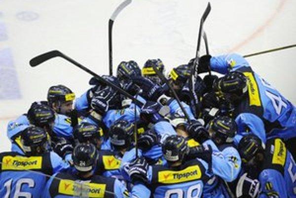Slovan hrá možno poslednú sezónu v extralige.
