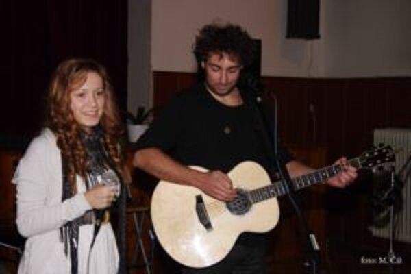 Na benefičnom koncerte zaspievali aj Dominika Mirgová a Bystrík.