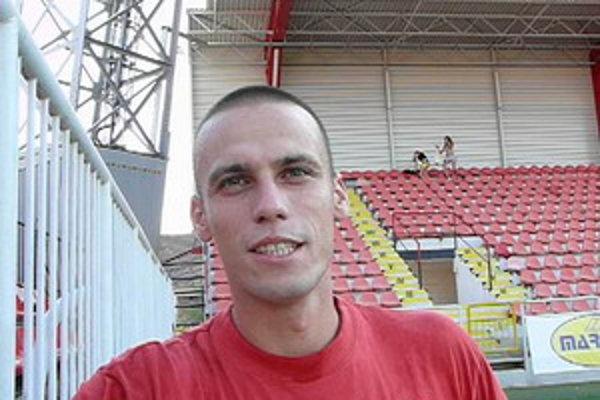 Kopúnek dúfa, že Spartak rozhodne už v prvom polčase.