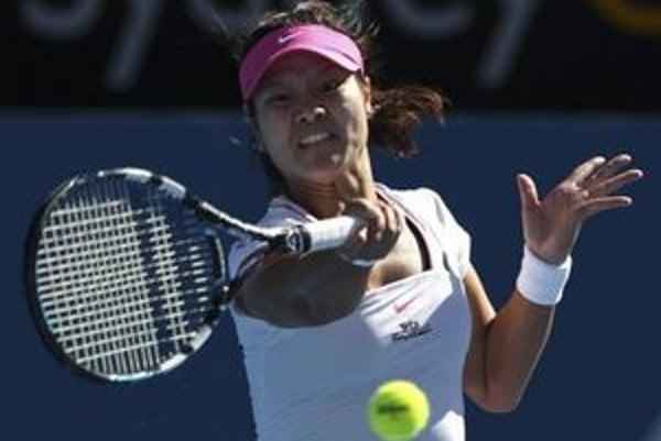 Na Li zdolala v troch setoch v Sydney Petru Kvitovú.
