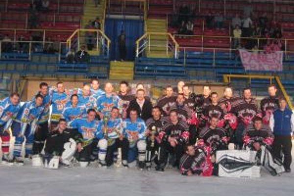 Vo finále Panter Goral Cup-u sa stretli mužstvá TA3 a Ružoví Panteri