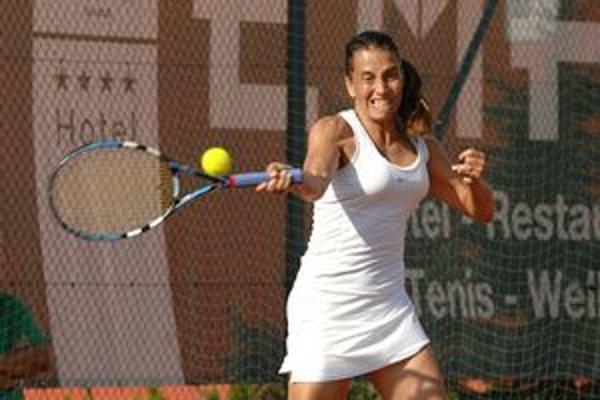 Janette Husárová sa po dvoch rokoch vrátila na turnaje.