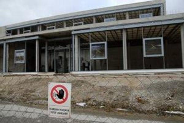 Národný športový areál v Osrblí.