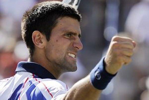 Novak Djokovič vyhral v tejto sezóne Australian Open, Wimbledon a túži aj po US Open.